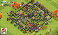 Clash of Clans  ТХ  9