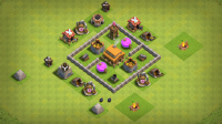Arrangement of the base for the 3rd Town Hall!