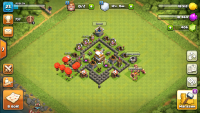 Зашита тх4 в clash of clans