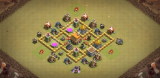 TH 5 War Base