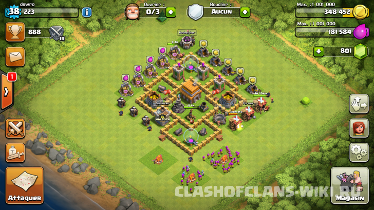 how to create your own clash of clans private server