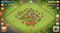 Clash of Clans TH 6