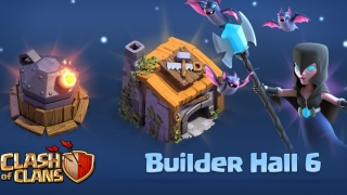 Обновление Clash of Clans 27 июня 2017 - Дом строителя 6-го уровня