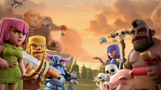 Воины Clash Of Clans